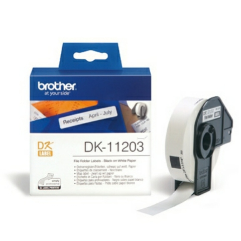 Brother DK11203 BROTHER P-TOUCH QL550