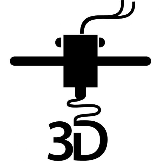 3D Druck Logo