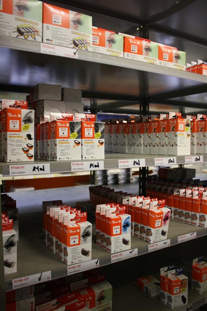 Peach Druckerpatronen im tintenmarkt lager