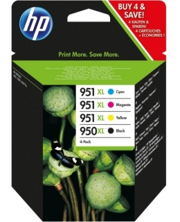 HP Original Multipack 951