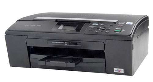 Brother Druckerpatronen für Tintenstrahldrucker mit Display für Fotos und schwarz weiß Ausdrucke