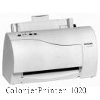 Lexmark ColorjetPrinter 1020