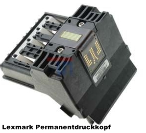 Lexmarkt Permanentdruckkopf