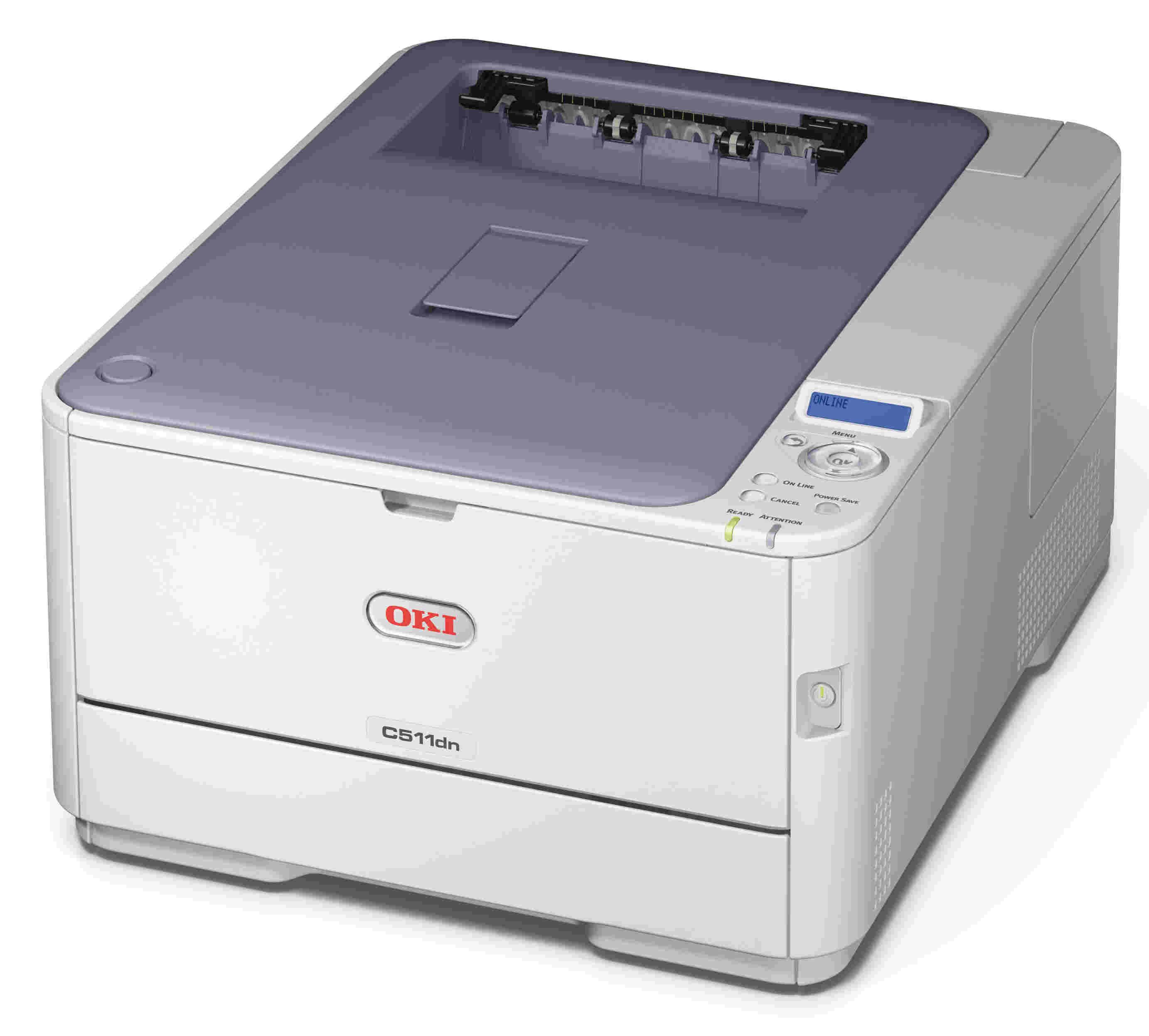 OKI erweitert die C500-Serie | Oki Drucker | Drucker ...