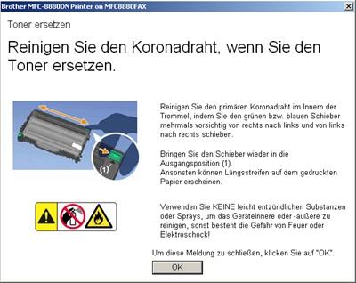 Was ist ein Koronadraht ? | Laserdrucker Bauteile | Laserdrucker ...