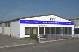 Zentrale EDV Systeme Worms, Lager Tintenmarkt.de