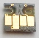 Chip einer Druckerpatrone