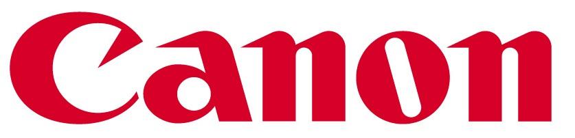 Canon Logo für Druckeraptronen und Toner