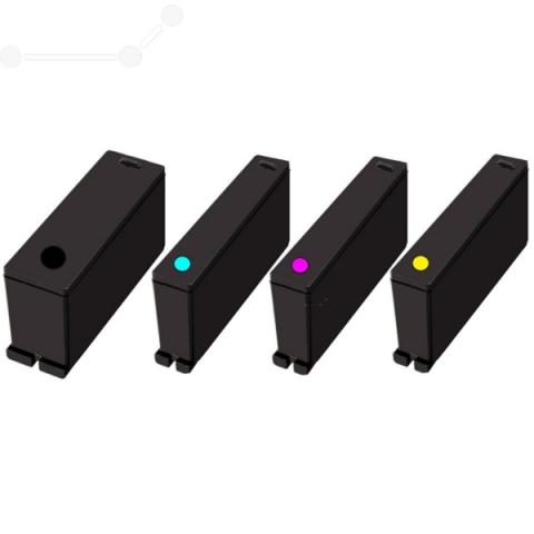 Lexmark MultiPack Druckerpatronen No. 100 BK,