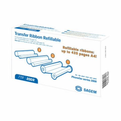 Sagem Thermotransferrolle Phonefax 2840 3er