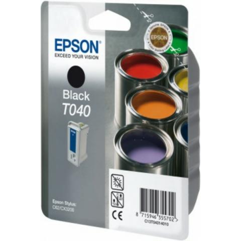 Epson T04014010 Druckerpatrone für Stylus C62 ,