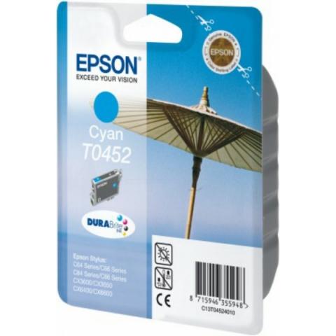 Epson T04524010 Druckerpatrone mit 8 ml für