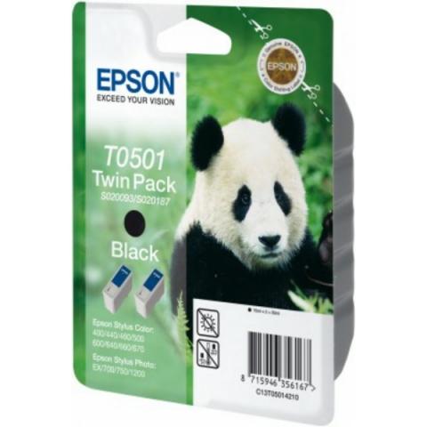 Epson C13T05014210 Doppelpack Tintenpatronen