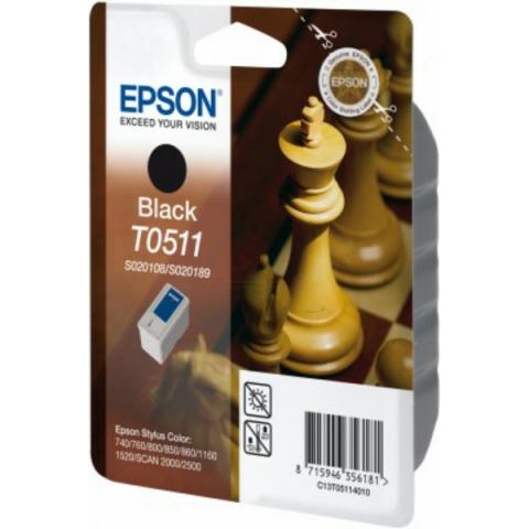 Epson C13T05114010 Tintenpatrone original mit