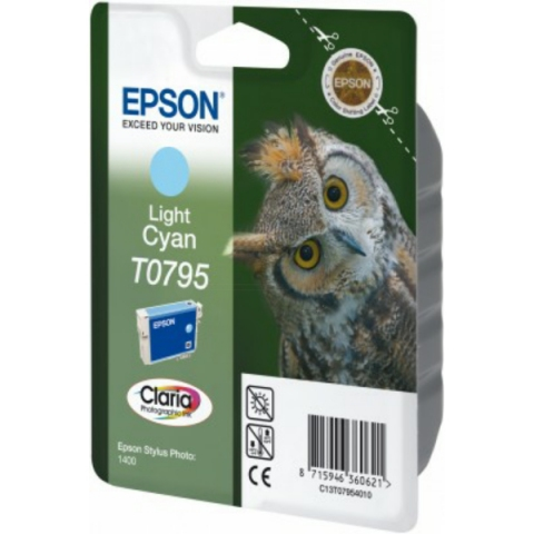 Epson T07954010 Tintenpatrone original mit 11ml,