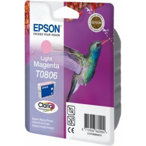 Epson T08064010 original Druckerpatrone mit 7, 4