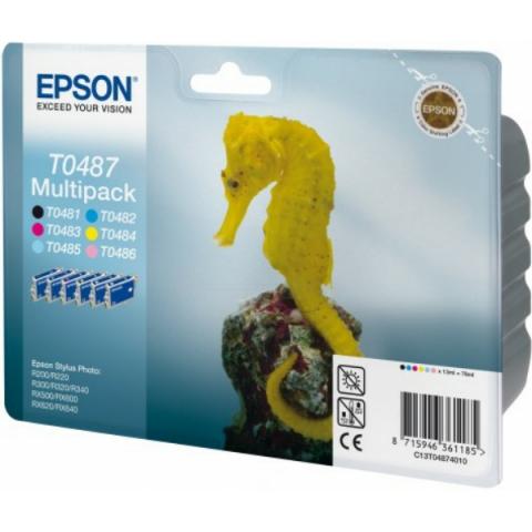 Epson T04874010 Multipack original