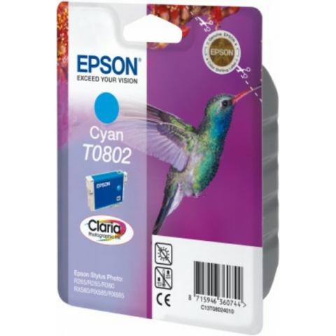 Epson T08024010 Tintenpatrone original mit einem