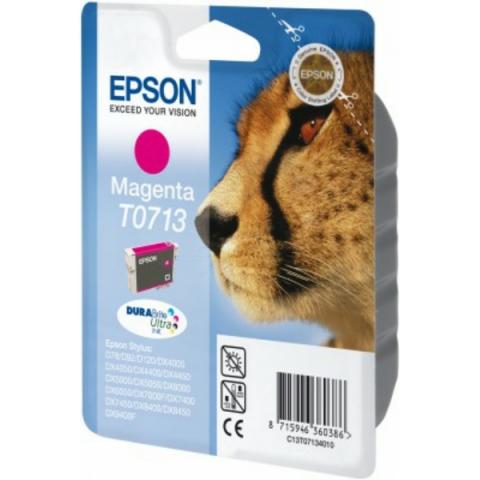 Epson C13T07134011 Tintenpatrone mit 5, 5 ml