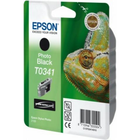 Epson T03414010 Tintenpatrone mit 17 ml für