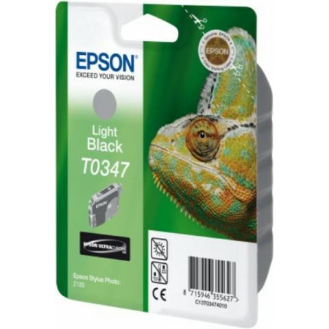 Epson T03474010 Tintenpatrone mit 17 ml f�r