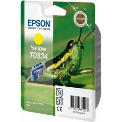 Epson C13T03344010 Tintenpatrone original mit