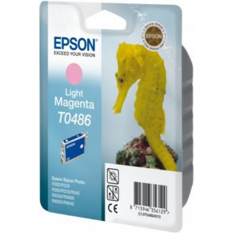 Epson T04864010 Tintenpatrone original , mit 14