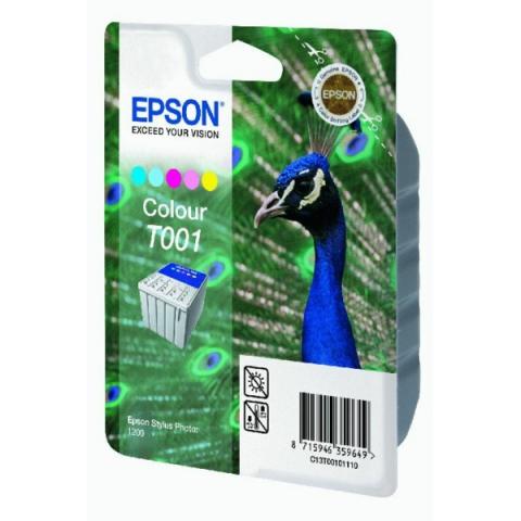 Epson T00101110 Tintenpatrone f�r Stylus Photo