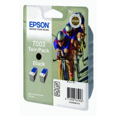 Epson C13T00301210 Doppelpack Tintenpatronen