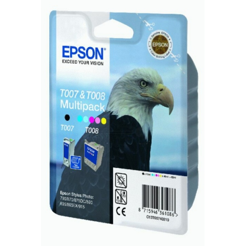 Epson C13T00740310 Multipack Tintenpatronen 1