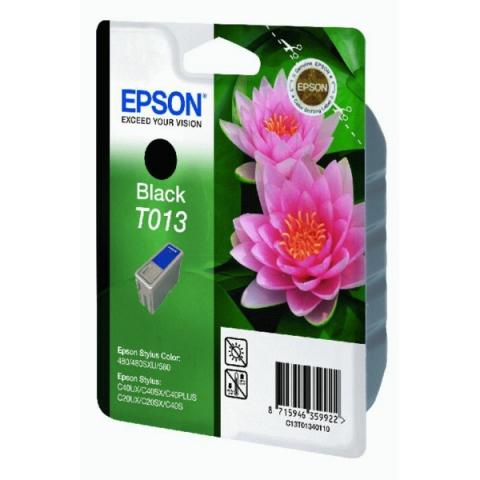 Epson C13T01340110 Tintenpatrone original mit