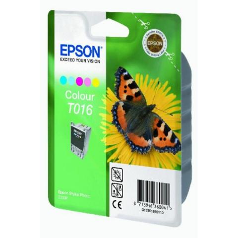 Epson C13T01640110 Tintenpatrone original mit