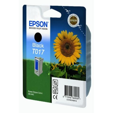 Epson C13T01740110 Tintenpatrone original mit