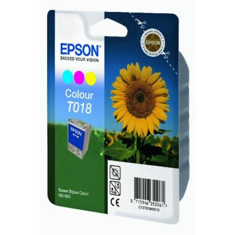 Epson C13T01840110 Tintenpatrone original mit