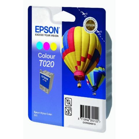 Epson T02040110 Druckerpatrone für Stylus Color
