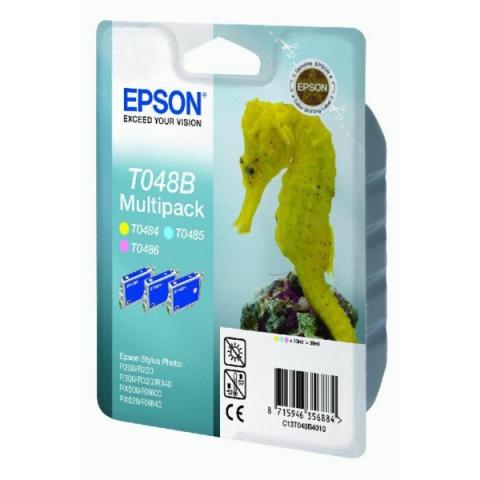 Epson C13T048B4010 Multipack Tintenpatronen 3