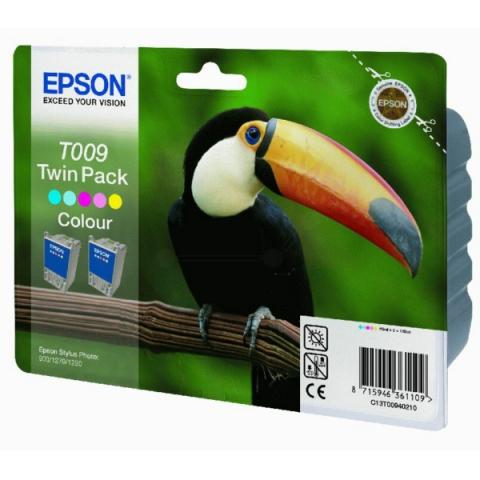 Epson C13T00940210 Doppelpack Tintenpatronen