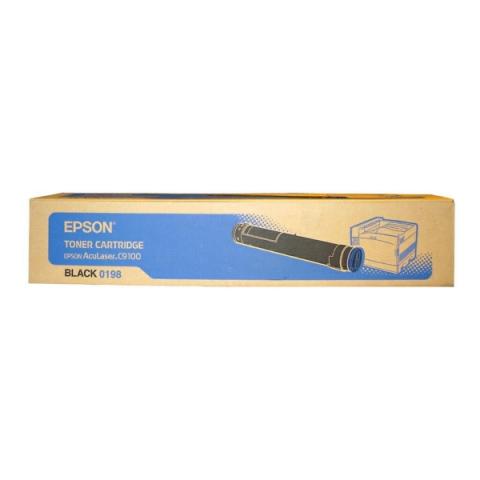 Epson S050198 Toner für Aculaser C9100 ,
