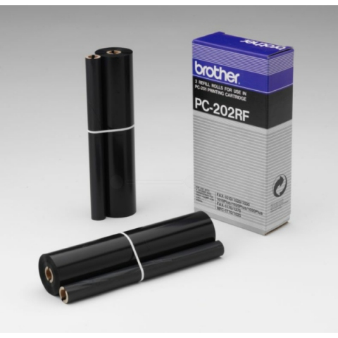 Brother PC 202RF original Thermo-Transfer-Rolle