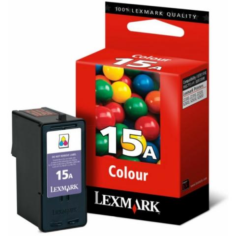 Lexmark 18C2100E Tintenpatrone NO15A für ca.