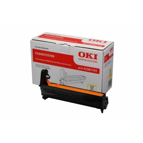 OKI 43381705 Drum Kit für C 5600 , C5600DN ,