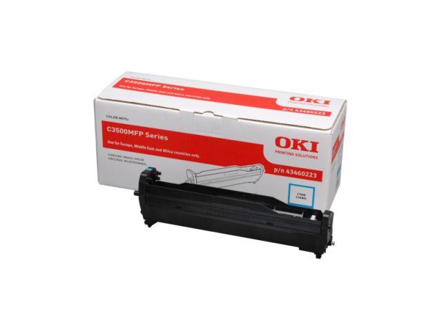 43460223 original Bildtrommel OKI C 3520 / C 3530 cyan