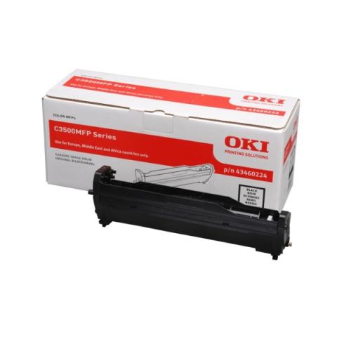 OKI 43460224 Bildtrommel passend für C 3520MFP ,