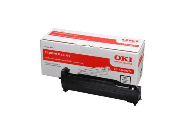 43460224 Bildtrommel passend für C 3520MFP / C 3530MFP / MC350 / MC360 original OKI für ca.