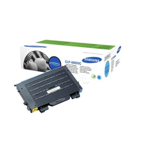 Samsung CLP-500D5C original Toner passend für