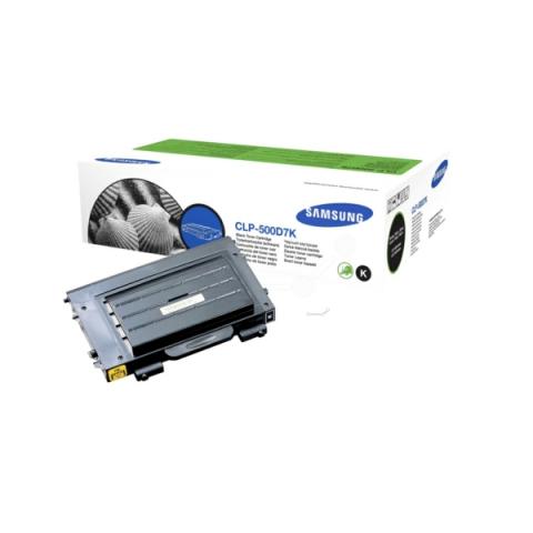 Samsung CLP-500D7K original Toner passend für