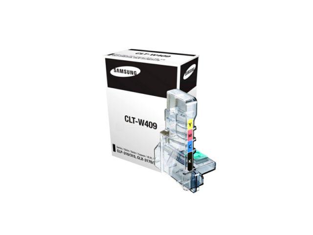 CLT-W409 / SEE Rest Toner behälter für CLP310 / CLP310N / CLP315 / CLP315N / CLP 315W / CLX3170N