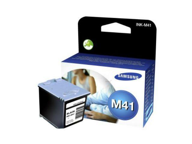 Druckerpatrone mit Druckkopf original Samsung für ca. 750 Seiten / 17ml, passend für SF 370 / SF
