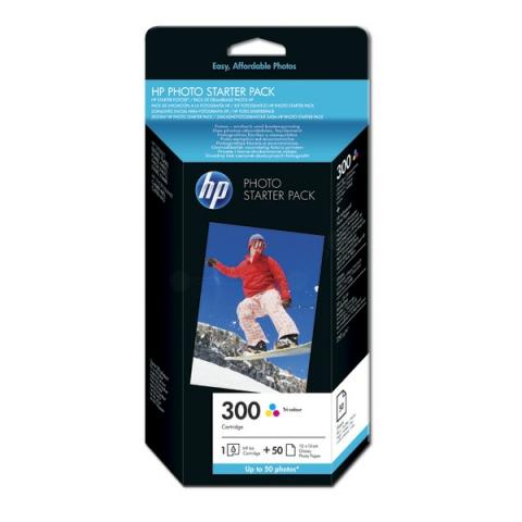 HP CG846EE HP Druckerpatrone mit Druckkopf HP300