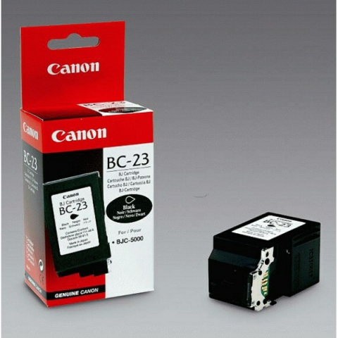 Canon Original Druckkopfpatrone BC23, Inhalt für